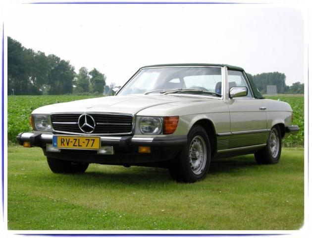 Mercedes-Benz SL-klasse occasion - Autobedrijf Jan Wisse