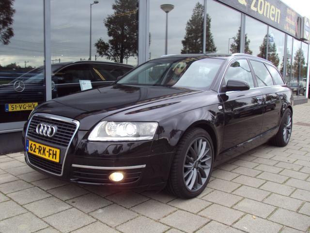 Audi A6 Avant occasion - Automobielbedrijf Snijders