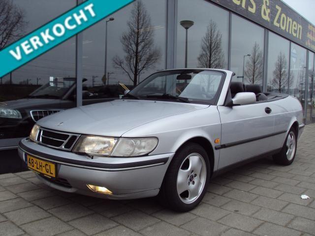 Saab 900 Cabrio occasion - Automobielbedrijf Snijders