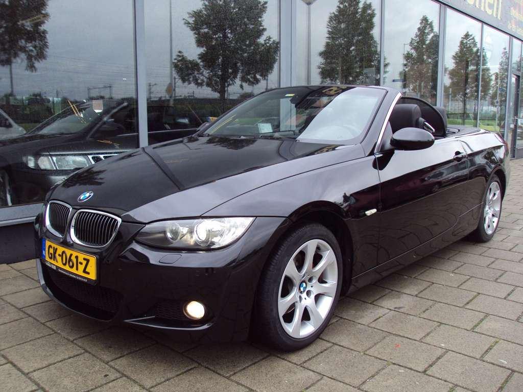 BMW 3-serie Cabrio occasion - Automobielbedrijf Snijders