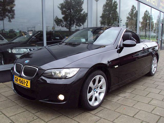 BMW 3-serie Cabrio 320d High Executive