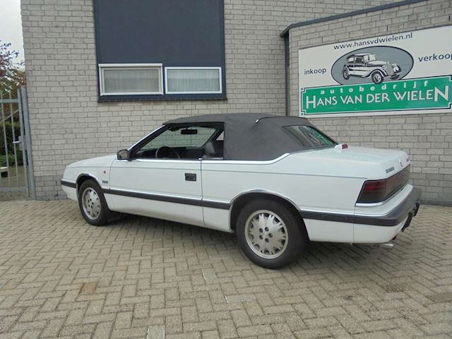 Chrysler LeBaron 2.2 Turbo Convertible