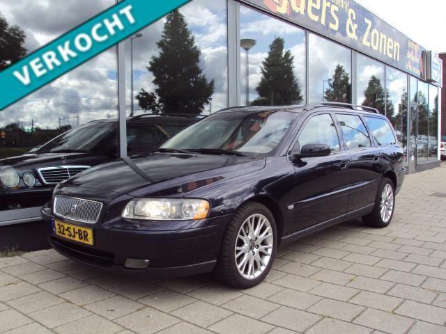 Volvo V70 occasion - Automobielbedrijf Snijders