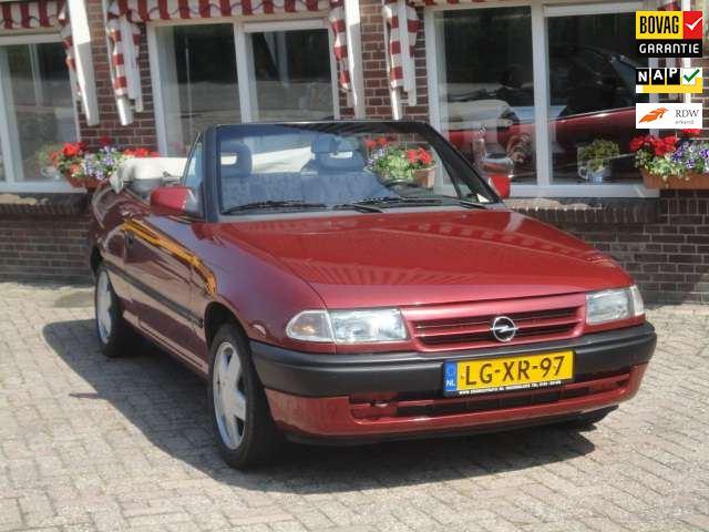 Opel Astra Cabriolet occasion - Autobedrijf De Groot