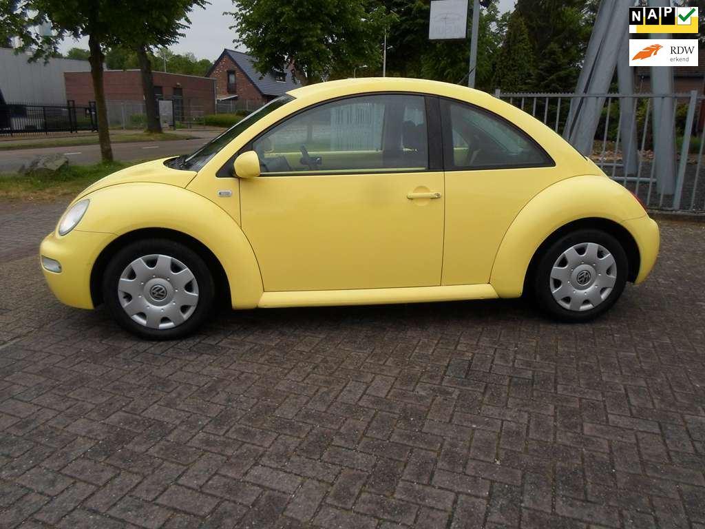 Volkswagen New Beetle occasion - Fkautos