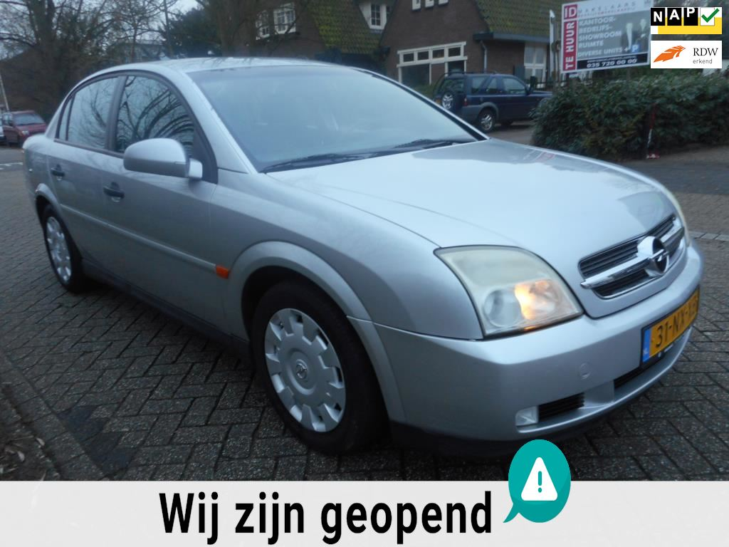 Opel Vectra occasion - Occasiondealer 't Gooi B.V.