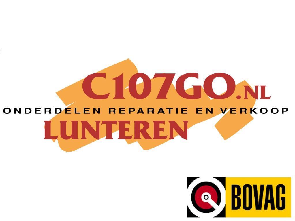 Citroen C1 occasion - Autobedrijf Roseboom