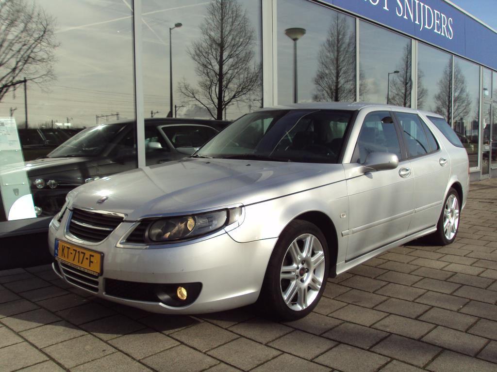 Saab 9-5 Estate occasion - Automobielbedrijf Snijders