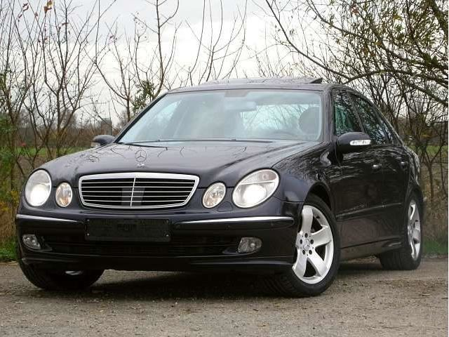 Mercedes-Benz E-klasse occasion - Autobedrijf Jan Wisse