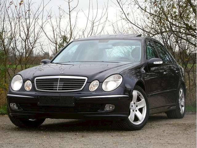 Mercedes-Benz E-klasse 320 CDI Elegance
