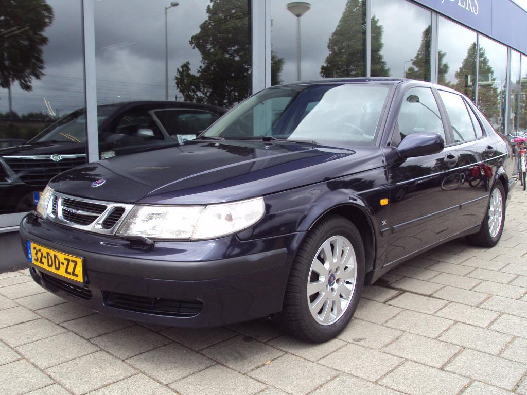 Saab 9-5 occasion - Automobielbedrijf Snijders