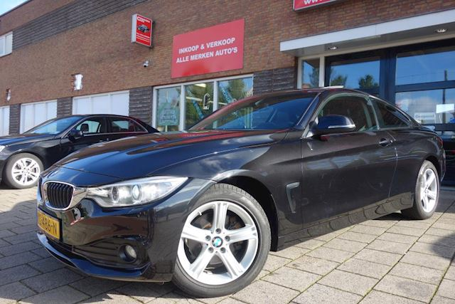 BMW 4-serie Coupé 428i xDrive High Executive