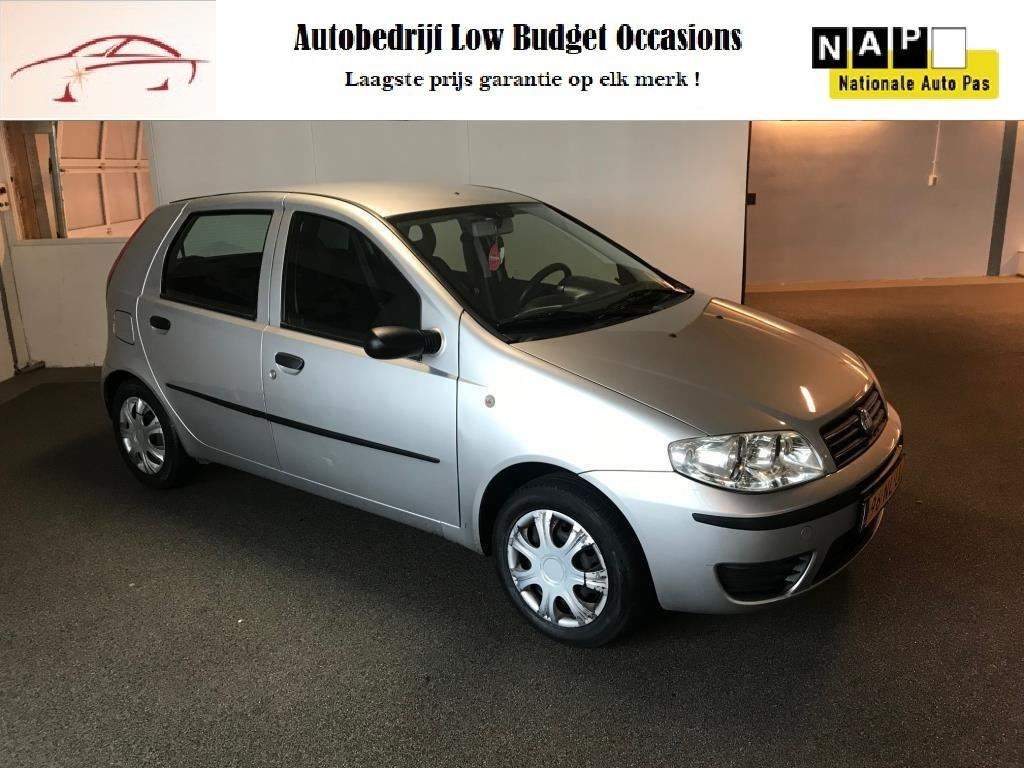 Fiat Punto occasion - Low Budget Occasions