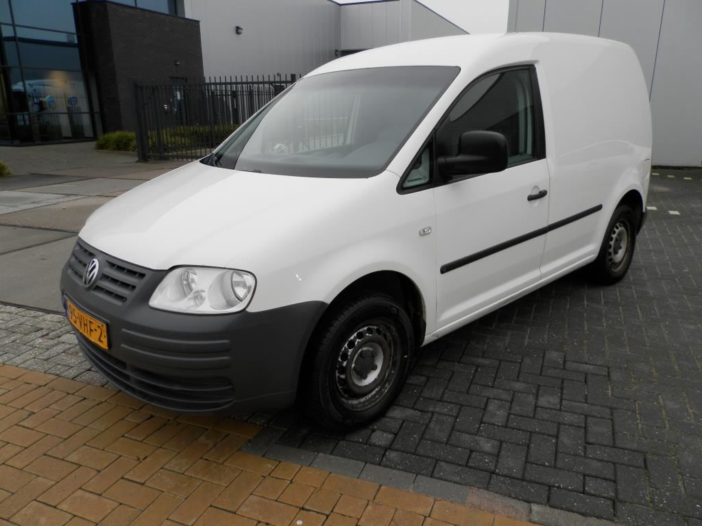 Volkswagen Caddy occasion - Autoflex Grootebroek
