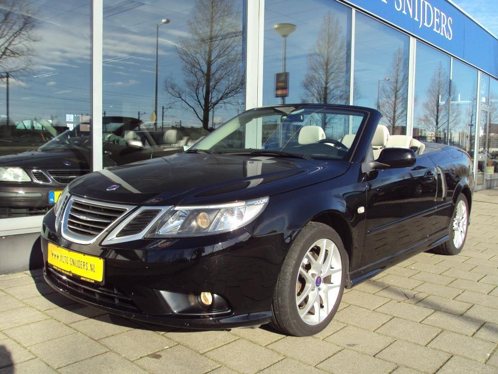 Saab 9-3 Cabrio occasion - Automobielbedrijf Snijders