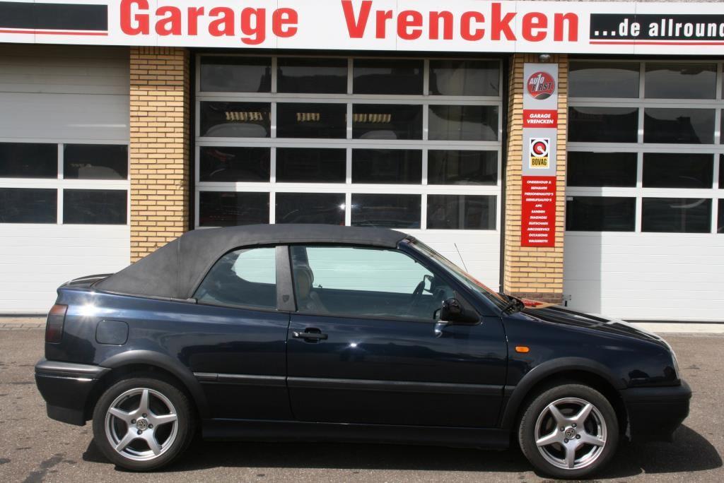 Volkswagen Golf Cabriolet occasion - Garage Vrencken BV.