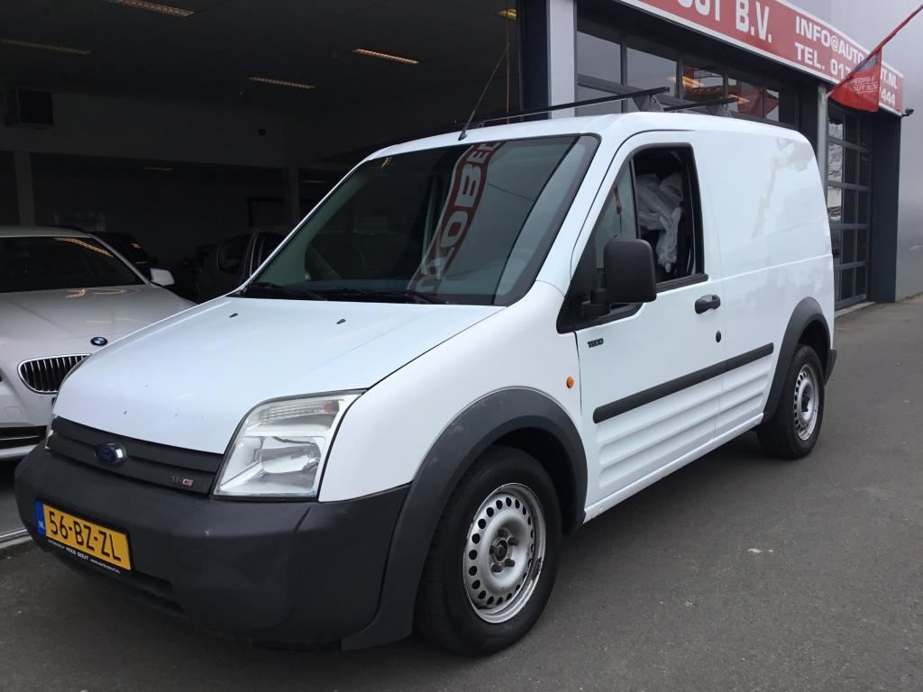 Ford Transit Connect occasion - C.J. Gout Autobedrijf