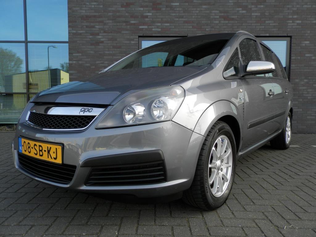 Opel Zafira occasion - Autoflex Grootebroek