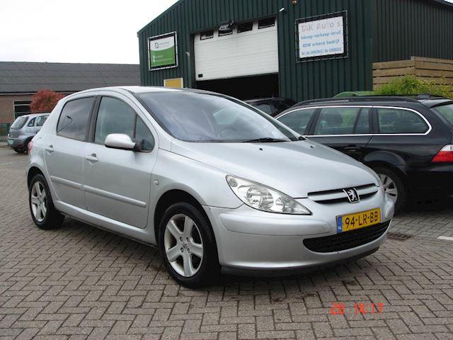 Peugeot 307 1.6-16V XSI Airco/apk 2-3-21/met boekjes en NAP