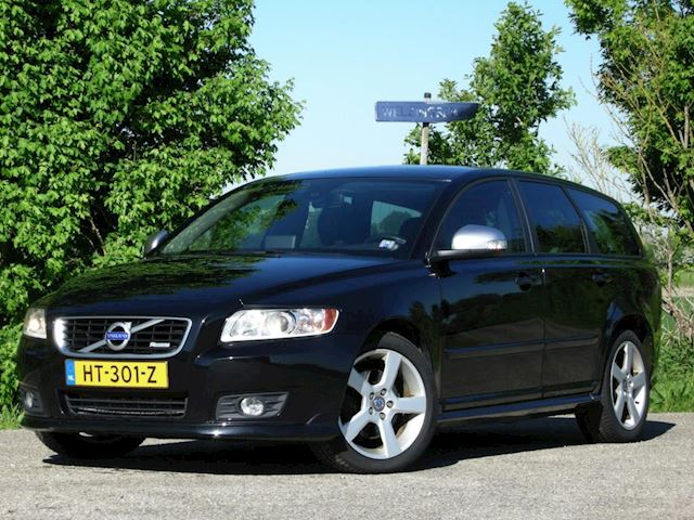 Volvo V50 2.0 D3 R-Design Pro Edition