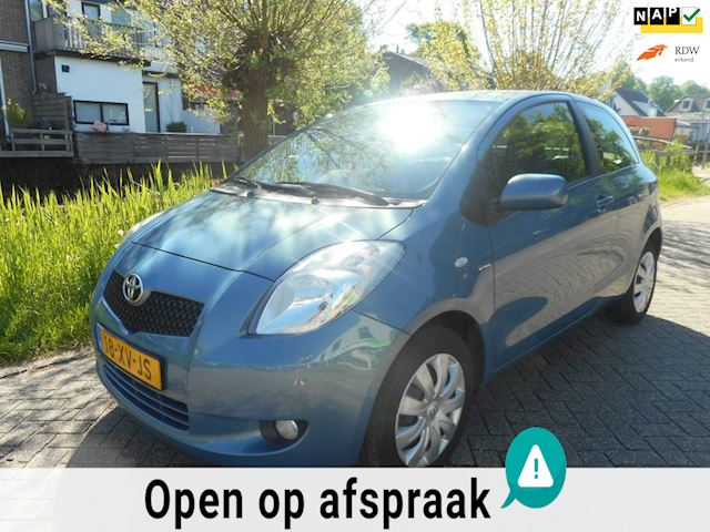 Toyota Yaris occasion - Occasiondealer 't Gooi B.V.