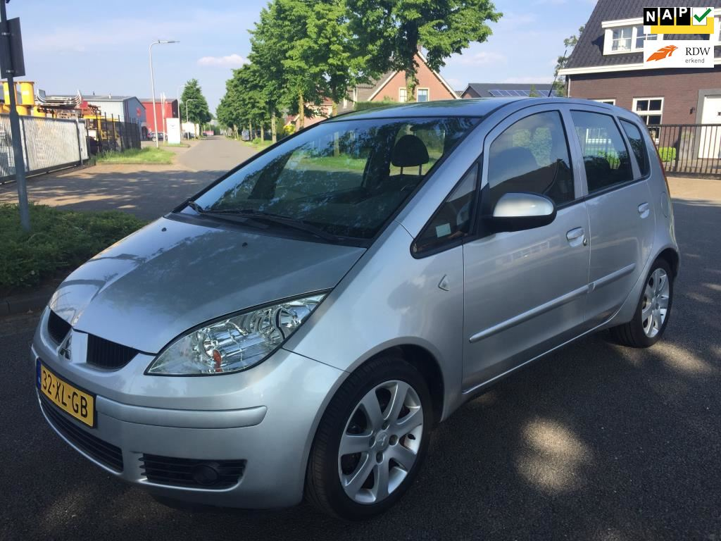 Mitsubishi Colt occasion - ABV Holland