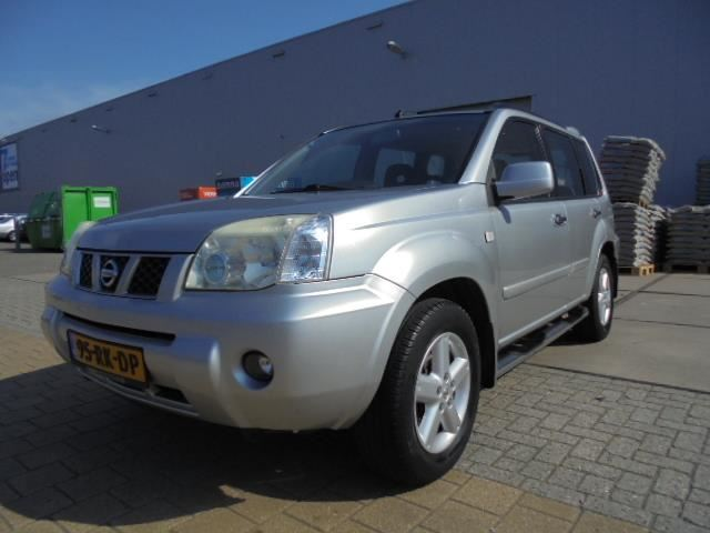 Nissan X-Trail occasion - FB2 Cars