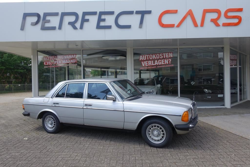 Mercedes-Benz 200-280 W123 occasion - Perfect Cars