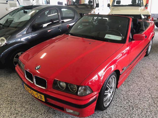 BMW 3-serie Cabrio occasion - Autobedrijf P. Statz