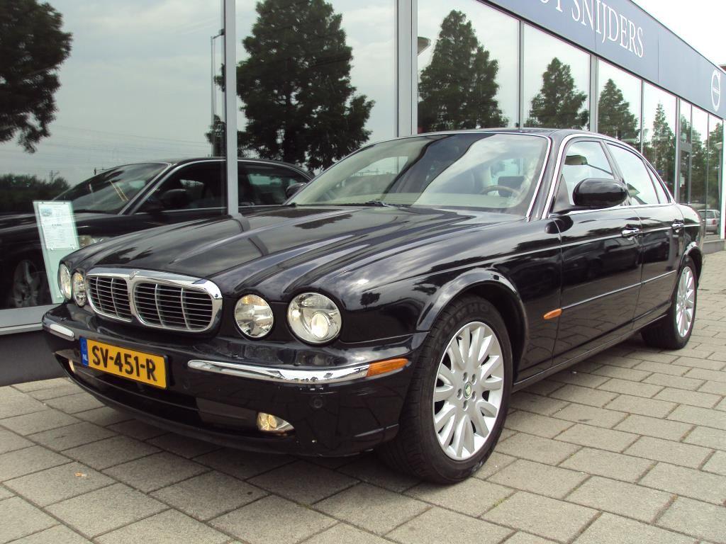 Jaguar XJ occasion - Automobielbedrijf Snijders