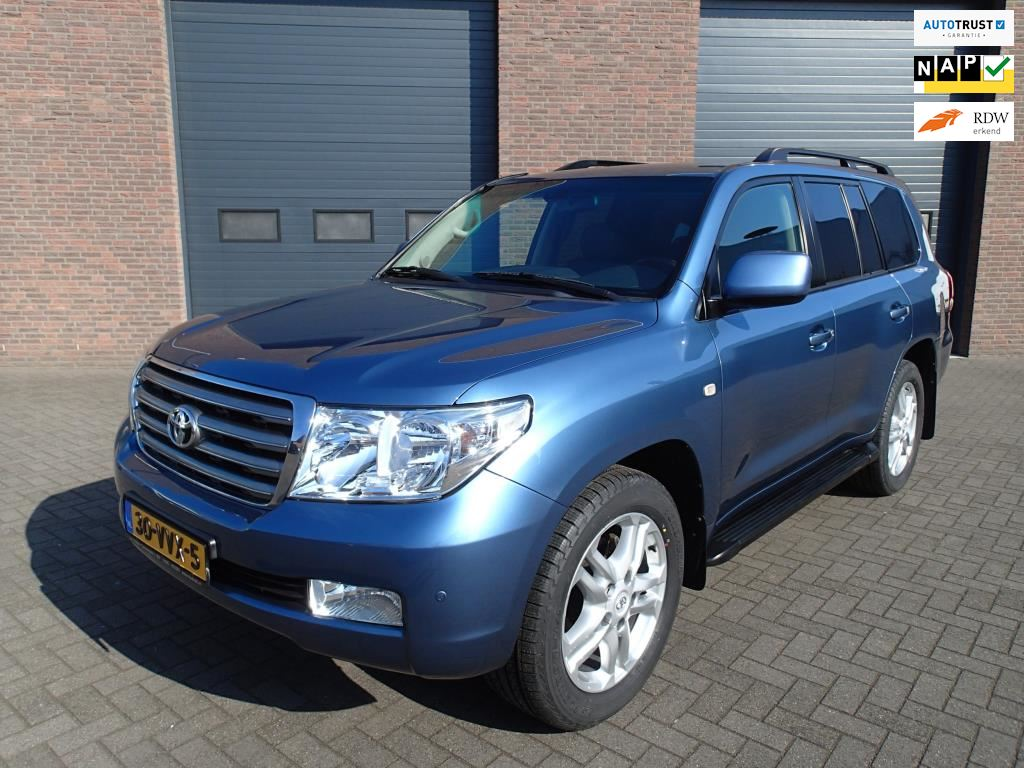 Toyota Land Cruiser V8 occasion - 4x4 Mill