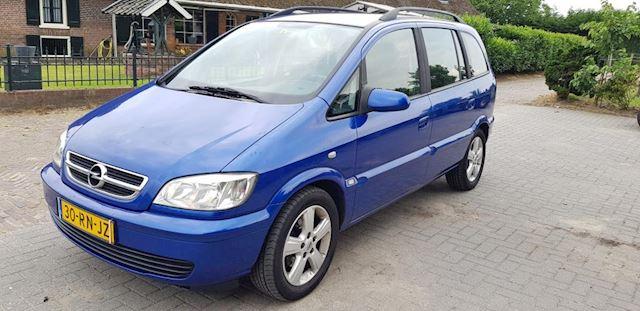 Opel Zafira occasion - Autobedrijf Nieuweland
