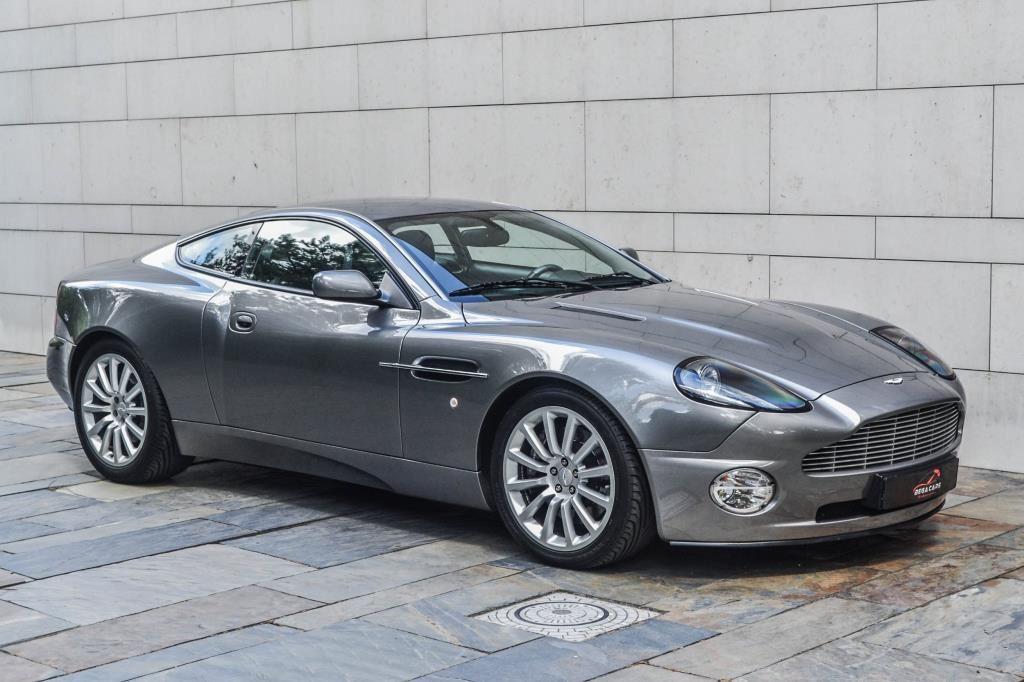 Aston Martin V12 Vanquish occasion - Bega Cars