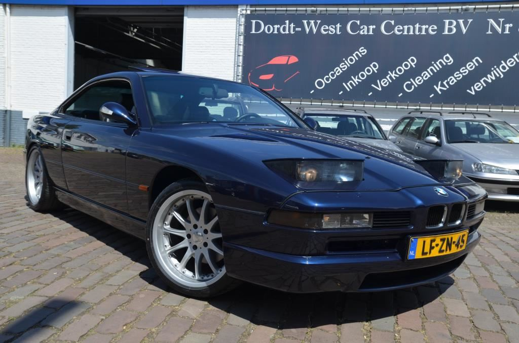 BMW 8-serie occasion - Dordt-West Car Centre BV