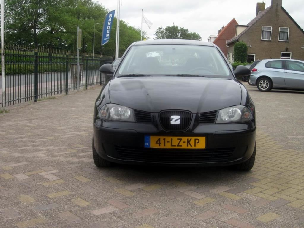 Seat Ibiza occasion - Veencars Occasions