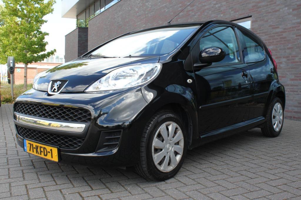 Peugeot 107 occasion - Autoflex Grootebroek