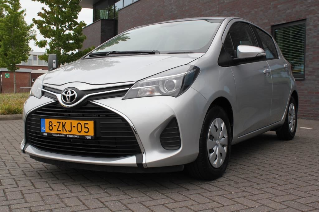 Toyota Yaris occasion - Autoflex Grootebroek