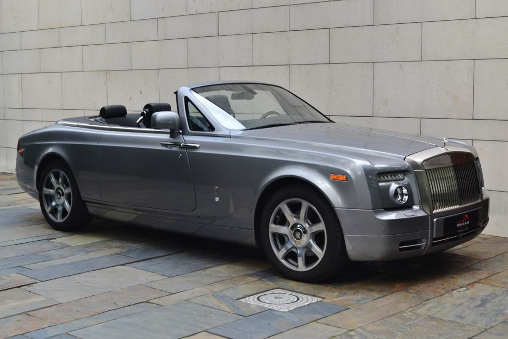 Rolls-Royce Phantom occasion - Bega Cars