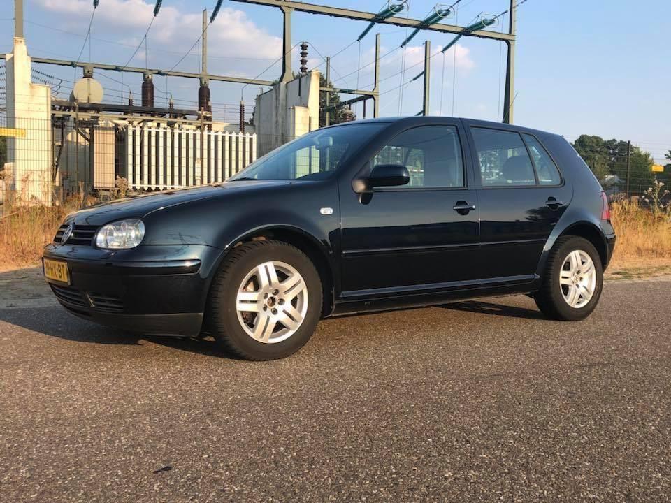Volkswagen Golf occasion - Dave's Garage
