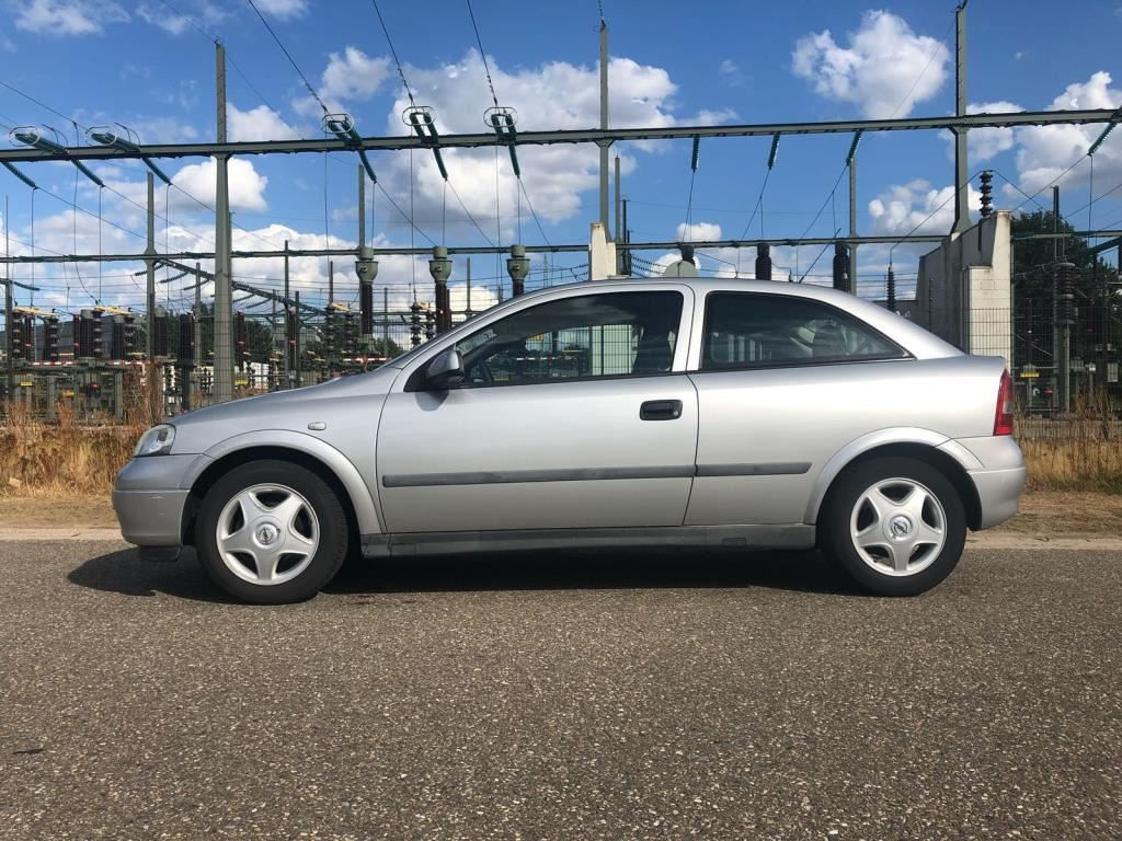 Opel Astra occasion - Dave's Garage