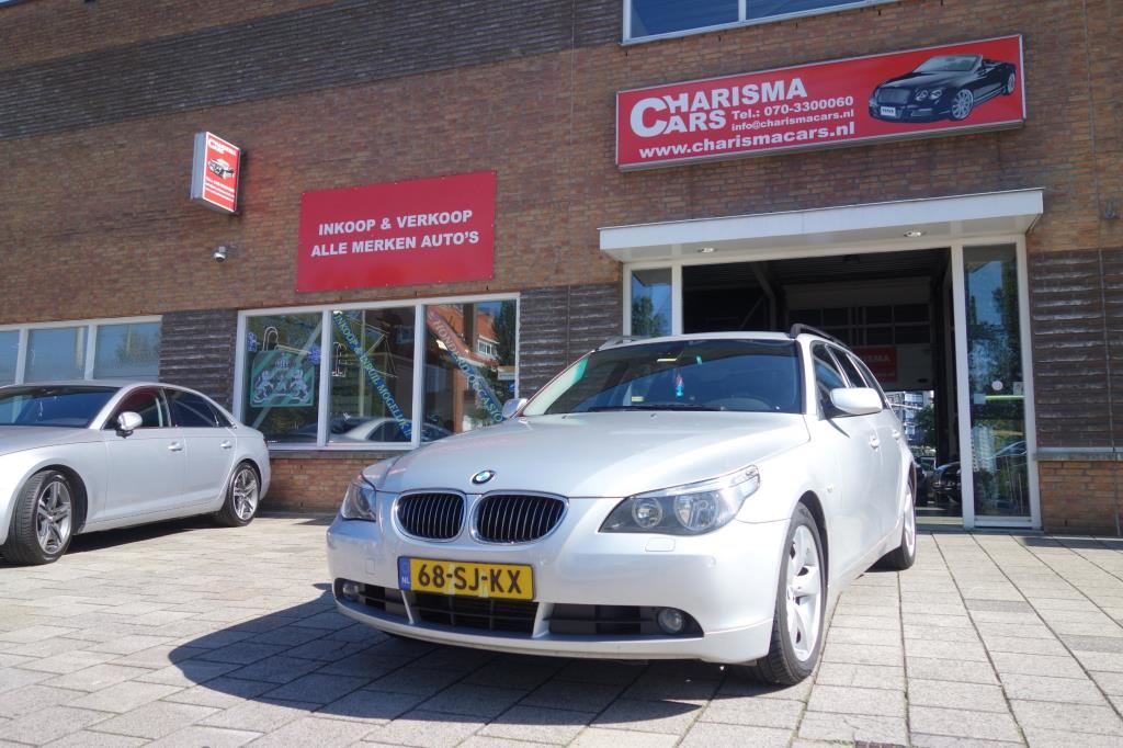 BMW 5-serie Touring occasion - Charisma Cars