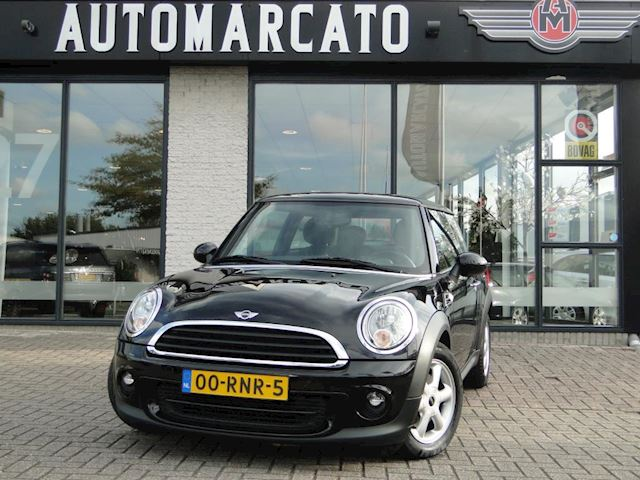 Mini Mini 1.6 One Business Line  Aut. | 1e Eig. | Navigatie Proff. | 87.000km N.A.P. | Dealer ondh.