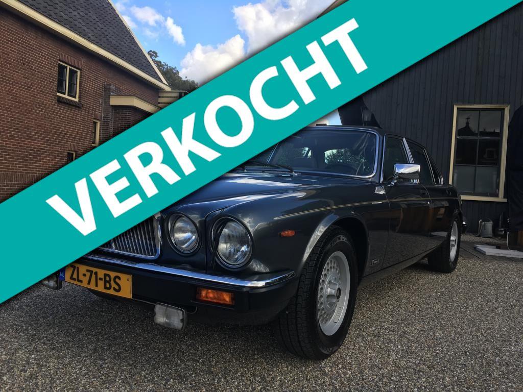 Jaguar XJ occasion - Autohuis Breukelen