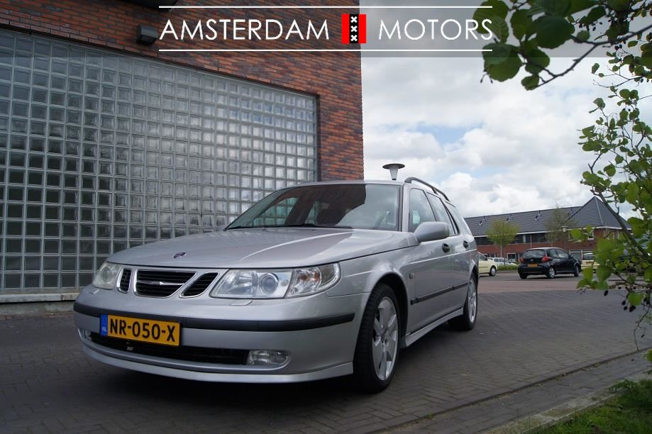 Saab 9-5 Estate occasion - Amsterdam Motors