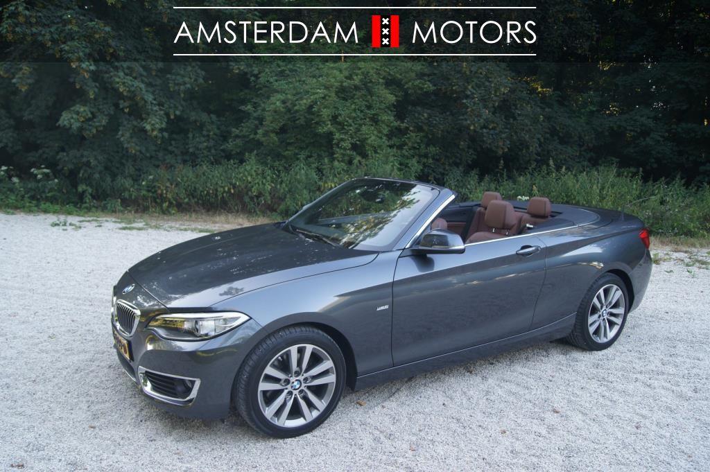 BMW 2-serie Cabrio occasion - Amsterdam Motors
