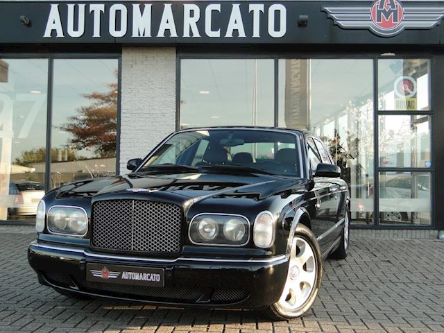 Bentley Arnage 6.8 V8 Red Label Aut. | Origineel Nederlands | Youngtimer | Clima | Cruise