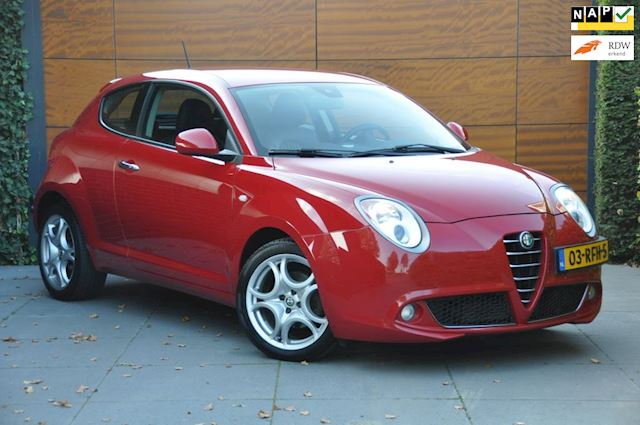 Alfa Romeo MiTo occasion - Van Loon Automotive