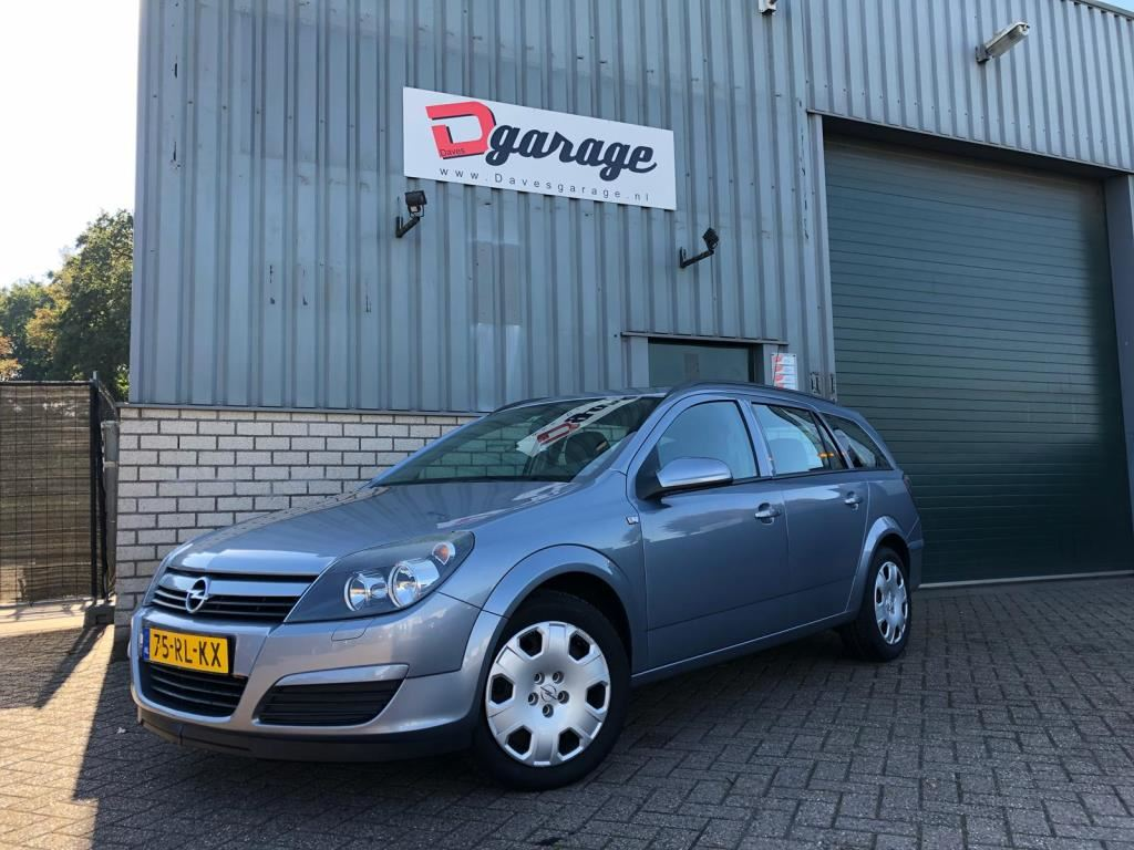 Opel Astra Wagon occasion - Dave's Garage