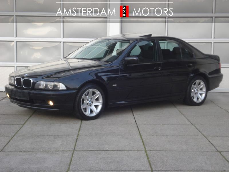 BMW 5-serie occasion - Amsterdam Motors