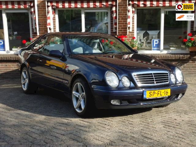 Mercedes-Benz CLK-klasse Coupé 200 sport Airco - RIJKLAAR